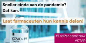 Een sneller eind aan de pandemie? Dat kan!